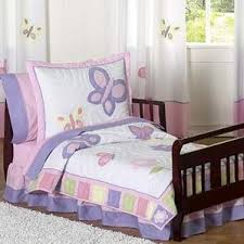 Dinosaur Toddler Bedding   Wayfair & Butterfly 5 Piece Toddler Bedding Set Adamdwight.com