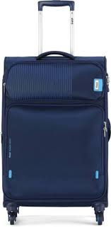 VIP ZEN-LITE 4W EXP STROLLY 69 BLUE Expandable Check-in Luggage - 27
