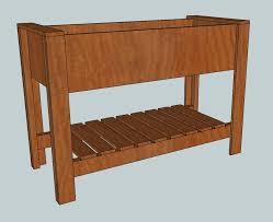 pdf diy planter table plans plans to make roll top desk