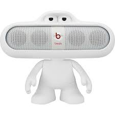 speakers beats. home / accessories beats by dr. dre \u2013 character support stand for pill speakers