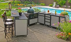 Patio Kitchen The Perfect Man Cabinet