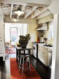 Small House Kitchen Small Space Kitchen Design Suggestions Hgtv