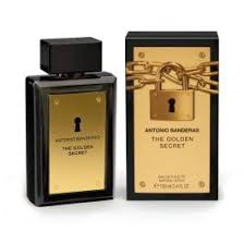<b>Antonio Banderas</b> The <b>Golden Secret</b> 100ml 28460 | Duty Free ...