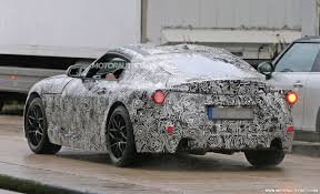 3 row subaru 2018. Interesting Subaru 2019 Toyota Supra Spy Shots  Image Via S BaldaufSBMedien On 3 Row Subaru 2018