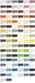 Epifanes Colour Chart Colour Charts