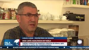 Dois cafés assaltados em Vizela