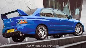 2005 Mitsubishi Lancer Evolution - YouTube
