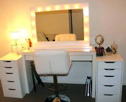 black makeup vanity with drawers vanity table full size of bedroom table lamp elegant small black