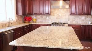 Kitchens With Giallo Ornamental Granite Ornamental Granite Kitchen Counters