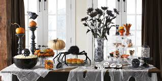 Halloween Decorations Ideas For Dining Table