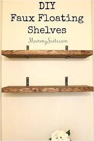 wall shelves without brackets install floating shelves without brackets how to install floating shelves without brackets
