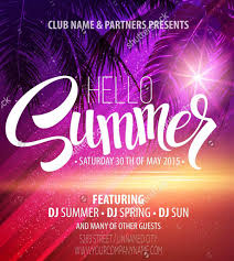 Summer Party Flyers 11 Summer Party Flyers Psd Ai Vector Eps Free Premium Templates