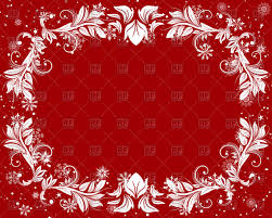 victorian winter frame vector image vector ilration of borders and frames angelp 87664 to zoom