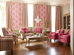 Pink Living Room Chair Romancing The Home A Guide To Romantic Interiors