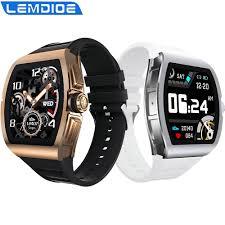 LEMDIOE <b>Smart Watch</b> 2020 Men <b>1.4</b> inch Full HD IPS Screen Heart ...