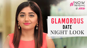 glamorous date night makeup tutorial giveaway closed clista you