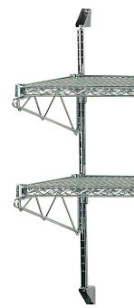 wall mounted wire shelving. Wall Mounted Wire Shelving Click To Enlarge For Garage