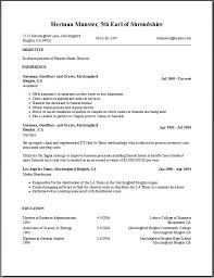 Free Resumes Builder Asafonggecco In Free Resume Builder Template