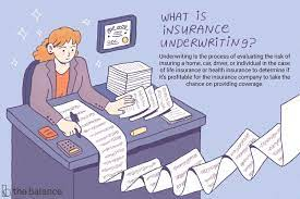 They evaluate insurance applications and determine coverage amounts and premiums. Insurance Underwriting What Is It