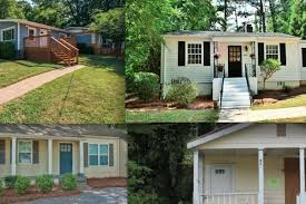 Small Picture Face off 4 rather tiny houses for sale in Atlanta right now