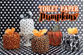 Diy Fall Decorations The Craft Patch Diy Fall Decor Toilet Paper Pumpkins