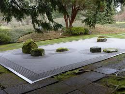 zen garden design principles