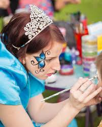 face painting events the party girl jpg