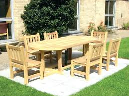 wooden outside table wood garden table image of wooden garden furniture dining reclaimed wood outside table