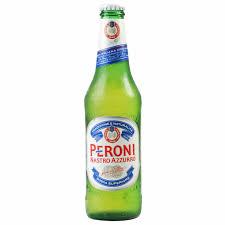 Peroni Birra Nastro Azzurro - 6 Pack 12oz Btls - Crown Wine & Spirits