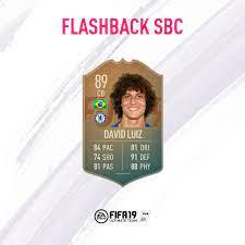 FIFA 19: David Luiz – Flashback announced