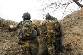 u s department of defense photo essay  a u s army special forces ier center and afghan army commandos observe as a