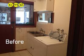 laundry renovations melbourne before