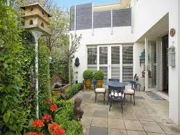 Small Picture native garden design using tiles with outdoor dining outdoor