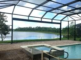 pool enclosure screen material ultra has installed thousands of enclosures in we offer diy kits scre pool enclosure