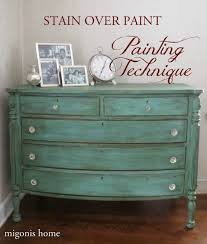 distressed white wood furniture. Chalk Paint Distressing Highest Clarity Antiquing Wood Furniture Antique Distressed White Dresser Kitchen Table Diy
