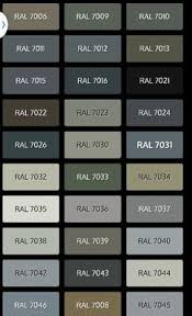 56 Best Ral Colours Images In 2019 Ral Colours Colours