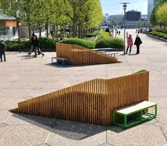 urban furniture designs. Urban Furniture Design Building Of The Day Nifty Pop Up Street Perfect For Picnics . Designs