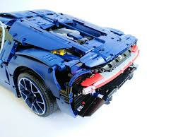 Here's a tutorial on how to fix it just by replacing some parts! Press Conference For Lego Technic 42083 Bugatti Chiron New Elementary Lego Parts Sets And Techniques