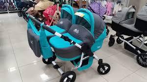 Купить <b>коляску для двойни</b>. Разные форм-факторы и бюджет ...
