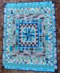 Medallion quilt by Leah   Project   Sewing   Home Decor   Quilting ... & Medallion quilt finished Adamdwight.com