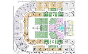 Peace Center Greenville Seating Chart 79 True To Life Hamilton Convention Centre Seating Chart