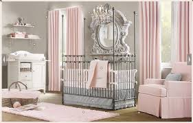 princess chandelier nursery designs