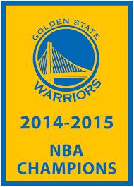 golden state warriors logo 2015. Simple 2015 Golden State Warriors Champions Logo  Championship  Banner 2015  St  Inside 2015
