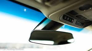 vwvortex com lexus really nailed one simple part on their new Touareg Rear View Mirror Wire Diagram vwvortex com lexus really nailed one simple part on their new interiors Looking into Rear View Mirror