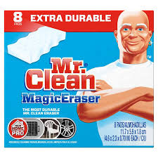mr clean magic eraser 8 count all purpose cleaner