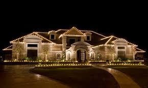 Christmas home lighting Opaque White Christmas Lights Town Of Mead Christmas Lights Balance Lawn