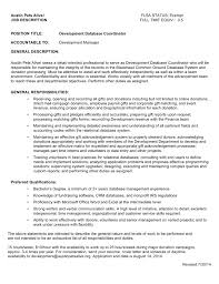 Purchasing Coordinator Resume Sample Free Resume Example And