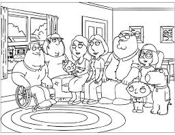 Small Picture Printable family guy coloring pages ColoringStar