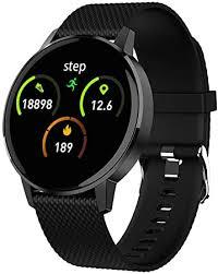 winnerruby <b>T4</b> Sport <b>Smart Watch</b>, IP68 Waterproof 32mm Round ...
