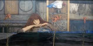 khnopff i lock the door upon myself essay symbolism art  khnopff i lock the door upon myself essay symbolism art nouveau